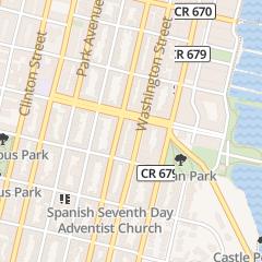 Directions for Navarra Nail Salon in Hoboken, NJ 1026 Washington St