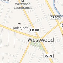Directions for Westwood-Ford Authorize Sales & Service- in Westwood, NJ 11 Madison Ave