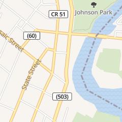 Directions for Aladdin Restaurant in Hackensack, NJ 382 Main St