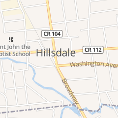 Directions for The Cornerstone in Hillsdale, NJ 84 Broadway