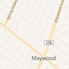 Directions for Cuts for Less in Maywood, NJ 75 W Pleasant Ave
