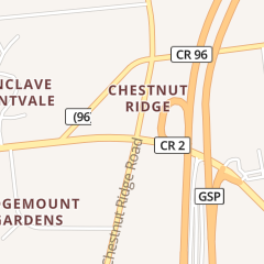 Directions for STEINS BAGELS in MONTVALE, NJ 106 CHESTNUT RIDGE RD