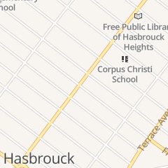 Directions for Quiznos Subs in Hasbrouck Heights, NJ 220 Boulevard