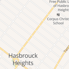Directions for Hair Trendz in Hasbrouck Heights, NJ 190A Boulevard