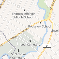 Directions for John's Hairstyling in Lodi, NJ 400 Passaic Ave
