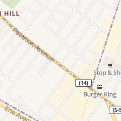 Directions for One Square Mile in Wallington, NJ 417 Paterson Ave