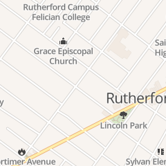 Directions for Meadowlands Racetrack in Rutherford, NJ 50 Station Sq