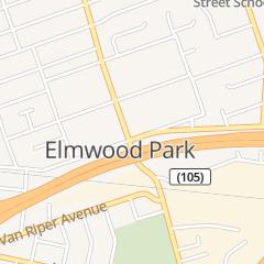 Directions for Deane's Delicatessen in Elmwood Park, NJ 401 Boulevard