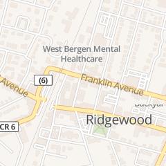Directions for Allmake Appliance in Ridgewood, NJ 51 Chestnut St