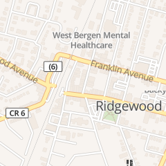Directions for Mekong Grill Inc in Ridgewood, NJ 24 Chestnut St