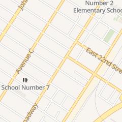 Directions for William Willenksy in Bayonne, NJ 435 Broadway