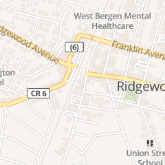 Directions for Due in Ridgewood, NJ 18 S Broad St