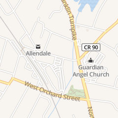 Directions for Re Max in Allendale, NJ 47 W Allendale Ave