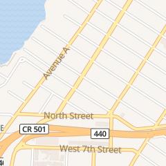 Directions for Allsectech Inc in Weehawken, NJ 300 Boulevard E