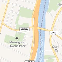 Directions for Santa Cruz Magic Locksmith in Nutley, NJ 151 River Rd