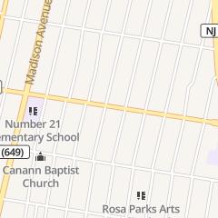 Directions for Rivera Margarita in Paterson, NJ 463 E 25th St