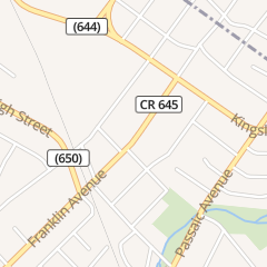 Directions for Salon Jimmi Gerard in Nutley, NJ 631 Franklin Ave