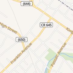 Directions for Saint Pauls in Nutley, NJ 10 Saint Pauls Pl