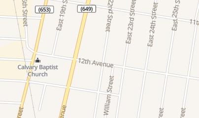 Directions for Estrella Bar Liquor in Paterson, NJ 291 12th Ave