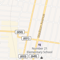Directions for Nina's Fashion & Beau in Paterson, NJ 421 E 18th St