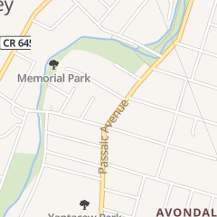 Directions for Maryann Alessio in Nutley, NJ 349 Passaic Ave