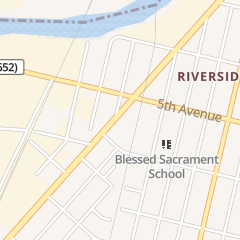 Directions for Tita's Beauty Salon in Paterson, NJ 616 River St