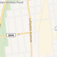 Directions for Rumors Bar in Hawthorne, NJ 610 Lafayette Ave