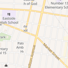 Directions for Bucas Lunchline in Paterson, NJ 525 Market St