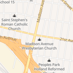 Directions for Metropan llc in Paterson, NJ 390 21st Ave