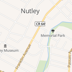 Directions for Spencer Savings Bank in Nutley, NJ 375 Franklin Ave