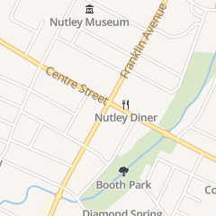 Directions for State Hwy 33 Locksmith in Nutley, NJ 397 Centre St