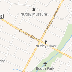 Directions for Mrnj - Magnetic Resonance of New Jersey in Nutley, NJ 410 Centre St