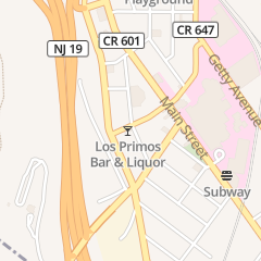 Directions for Los Primos Bar & Liquor in Paterson, NJ 16 Mary St