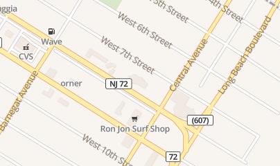 Directions for Gateway Restaurant & Bar in Ship Bottom, NJ 227 W 8th St