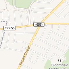 Directions for Salon Gossip in Bloomfield, NJ 1036 Broad St
