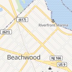 Directions for Beechwood Nails in Beachwood, NJ 217 Atlantic City Blvd