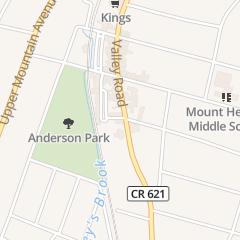 Directions for Starbucks in Upper Montclair, NJ 572 Valley Rd Ste 1