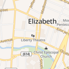 Directions for Peniel Copycenter in Elizabeth, NJ 16 Winfield Scott Plz Ste A