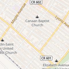Directions for Lee Spa Zyx1 Nail Salon Inc in Newark, NJ 110 Vassar Ave