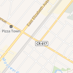 Directions for AL & Tucky's Pizza in Linden, NJ 3 S Wood Ave