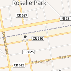 Directions for Advanced Office Systems in Roselle, NJ 129 E 1st Ave