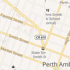 Directions for I Excel Child Care in Perth Amboy, NJ 160 Jefferson St