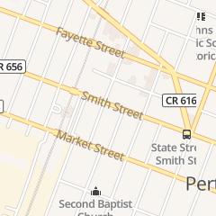 Directions for Irvington Pediatric Associates in Perth Amboy, NJ 205 Smith St