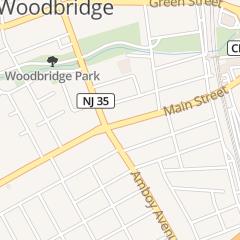 Directions for Hot Bagel Express in Woodbridge, NJ 114B Main St