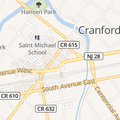 Directions for Cranford Eye Care in Cranford, NJ 23 North Ave W