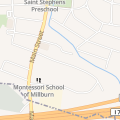 Directions for Millburn Physical Therapy in Millburn, NJ 25 E Willow St