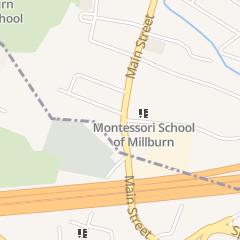 Directions for Sung Salon llc in Millburn, NJ 281 Main St Ste 2