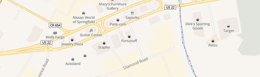 Fortunoff Backyard Store in Springfield, NJ - Outdoor ...
