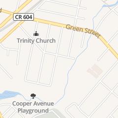 Directions for Berkeley Floor Waxing CO in Iselin, NJ 109 Berkley Blvd