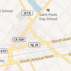 Directions for Westfield Florist Links in Westfield, NJ Prospect St